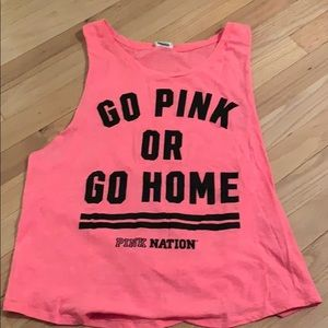 VS PINK Muscle Tank